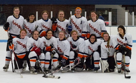 Illini Women S Hockey Home